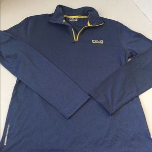 RALPH LAUREN POLO SPORT Performance Shirt Small